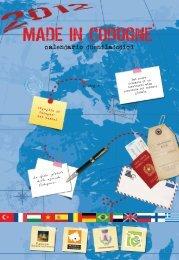 Il calendario comunale 2012 - Comune di Codognè