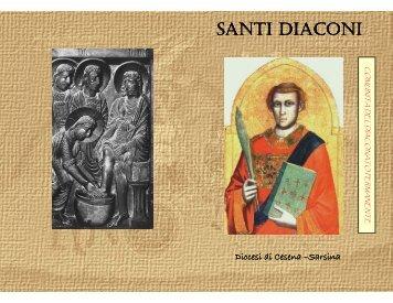 santi diaconi santi diaconi - Fraternità del diaconato permanente
