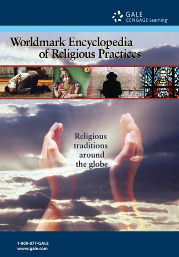 Worldmark Encyclopedia of Religious Practices - Gale - Cengage ...