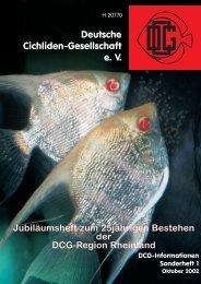 Deutsche Cichliden-Gesellschaft E. V. - DCG-Region-Rheinland.de