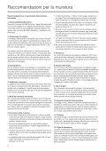 Tecnica di utilizzo - Keller AG Ziegeleien - Page 2