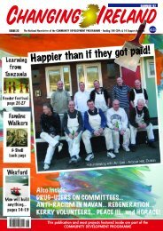 ISSUE 21 28PG - Changing Ireland
