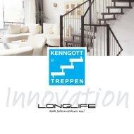 Download Innovation Longlife Flyer als pdf ... - Kenngott Treppen
