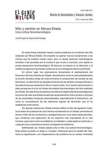 mircea eliade pdf mito y realidad