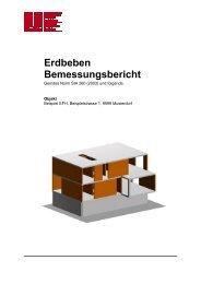 Musterberechnung EFH (PDF) - Keller AG Ziegeleien