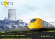 SINBUS City Bus Driving Simulator for Training From training ... - DVR