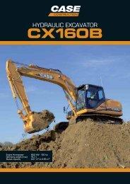 CX160B - CASE CE / Főoldal