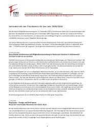 Jahresbericht 2010 V1.0