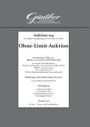 Ohne-Limit-Auktion - Dresden-kunstauktion.de