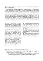 Sonderrahmenplan der Gemeinschaftsaufgabe - BMELV