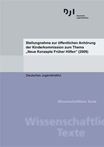 Neue - Deutsches Jugendinstitut e.V.