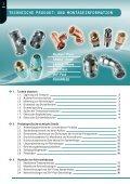 TECHNISCHE PRODUKT- UND MONTAGEINFORMATION - Sanha - Seite 2