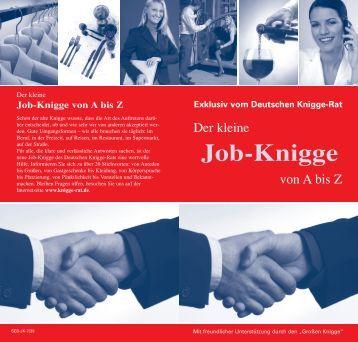 V112/07 Job-Knigge_AK - Sabine Schwind von Egelstein