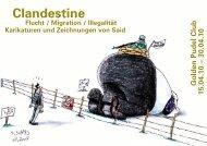 Clandestine - Karawane für die Rechte der Flüchtlinge und ...