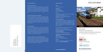 Download Flyer (PDF, 275 KB) - Müller-BBM GmbH