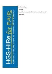 Program - Institut für Theoretische Physik - Goethe-Universität