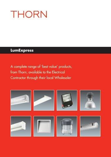 LumExpress - THORN Lighting