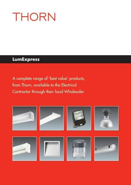 Lumexpress Thorn Lighting