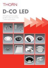 D-CO LED - THORN Lighting