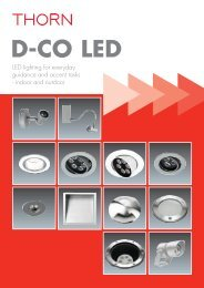 D-CO LED - THORN Lighting