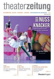 """""""Ein großer Spaß!"""" - Theater Hagen"""