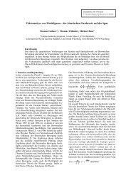 Videoanalyse von Modellgasen - der kinetischen Gastheorie auf der ...