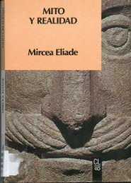 Eliade, Mircea. Mito y realidad - Thule-italia.net
