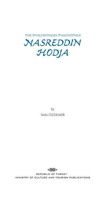 NASREDDIN HODJA - TEDA