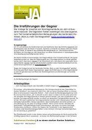 Ruhe- und Familientag - Kantonal-Solothurnischer Gewerbeverband