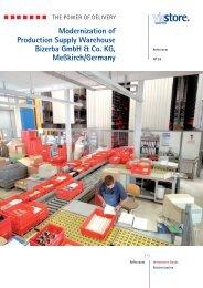 Bizerba GmbH & Co. KG - ViaStore Systems