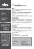 Programm Frühjahr 2013 komplett - Volkshochschule Alt-/Neuötting - Page 4