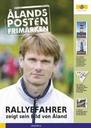 Neuheit 2008 - Posten Åland