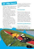 PADDLA KANOT - Transportstyrelsen - Page 3