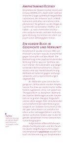 DHS Brosch Amphetamine - Jugend(Sucht)Beratung Hamm - Page 2