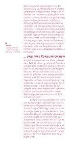 DHS Brosch Amphetamine - Jugend(Sucht)Beratung Hamm - Page 4