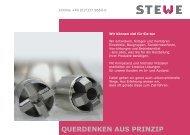Portfolio - STEWE GmbH