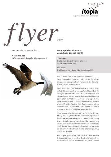 flyer - itopia