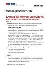 Kriterien und Abwicklungsmodalitäten - Arbeiterkammer Wien