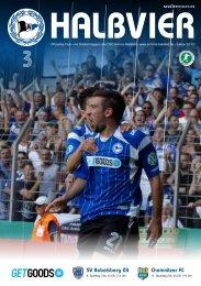 SV Babelsberg 03 Chemnitzer FC - Halbvier