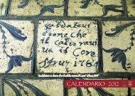 Calendario 2012 - Ufficio Stampa - Provincia autonoma di Trento
