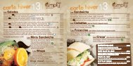 carte - Simply Food