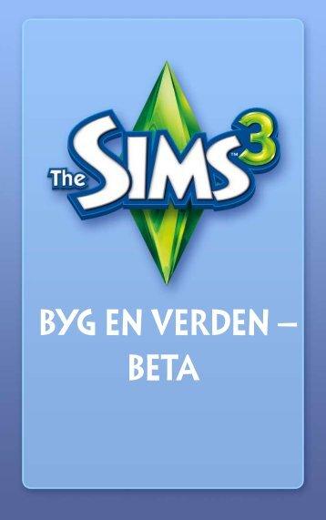 Byg en verden – Beta - The Sims 3