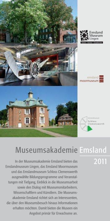 Eintritt - Emsland Moormuseum