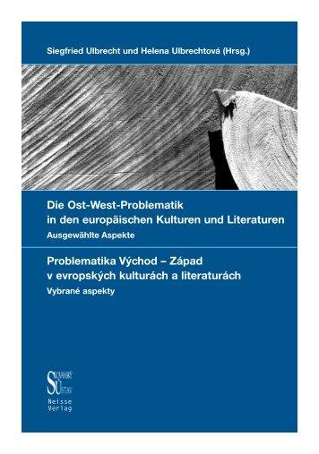 Die Ost-West-Problematik in den europäischen ... - Neisse Verlag