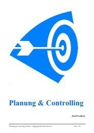 Betriebliche Planung und Controlling (PDF 13.12.2007)