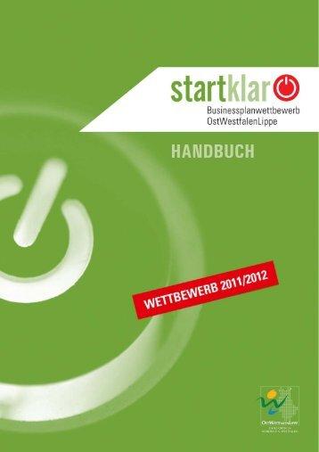 Handbuch zum Download - Startklar