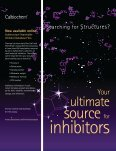 Inhibitor SourceBook™ Second Edition - Page 2
