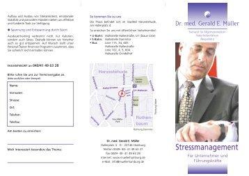 Praxislepo 2011 Stress Entwurf 2:Lepo 2006 neu - Dr. med. Gerald ...
