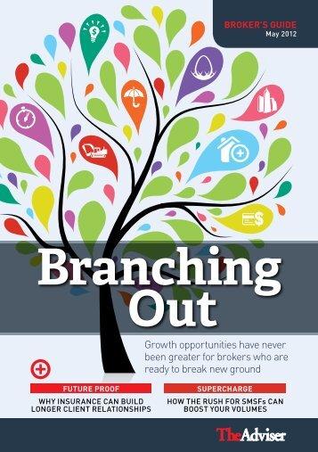 Branching Out - Resimac