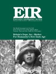Volume 36, Number 8, February 27, 2009 - Executive Intelligence ...